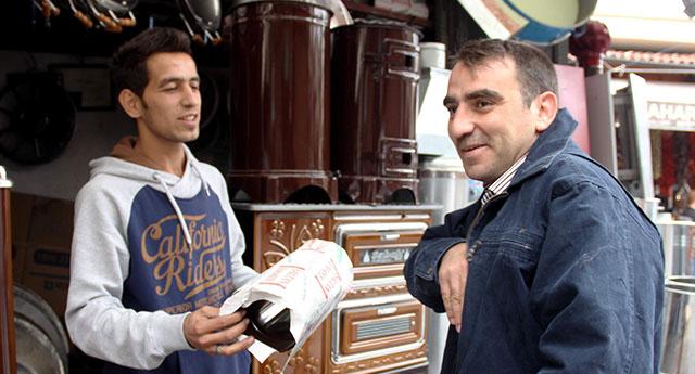 Sobada Suriyeli bereketi