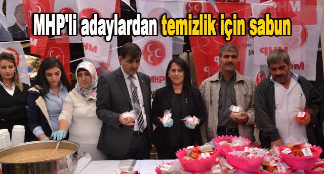 'Temiz Siyaset İçin MHP'
