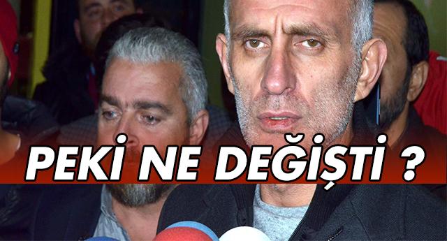 ÖNCE ÇIKAMAZ DEDİ, SONRA...
