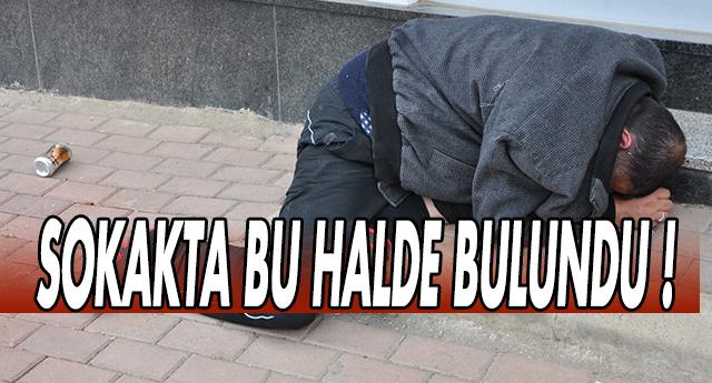 YOL KENARINDA BİR ADAM DAHA