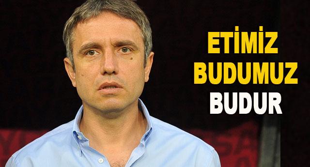 Trabzonspor karşılaşmasının ardından hakeme yüklendi
