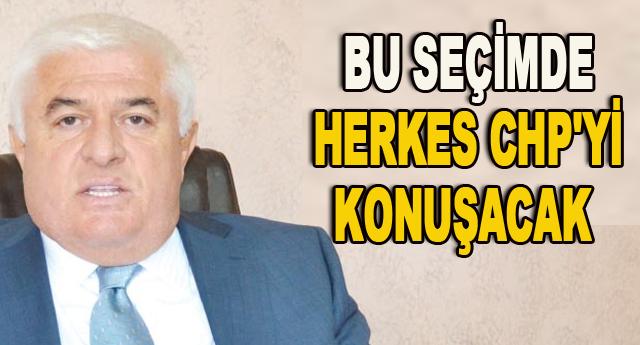 İl olarak Gaziantep, parti olarak CHP konuşulacak