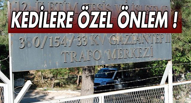 TRAFOLARDA POLİS NÖBETİ