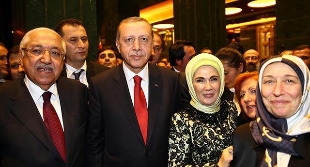 Nakıboğlu, Cumhurbaşkanıyla görüştü