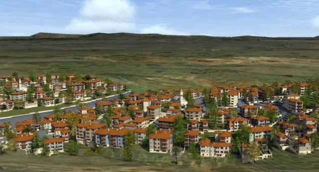 Gaziantep Kuzey projesi örnek oldu