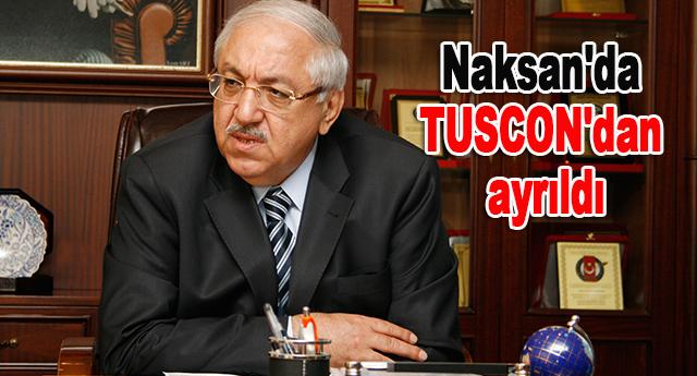 Cahit Nakıboğlu, TUSKON'dan ayrıldıklarını duyurdu