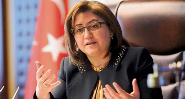 Fatma Şahin'den Ümit Özdağ'a sürpriz ziyaret