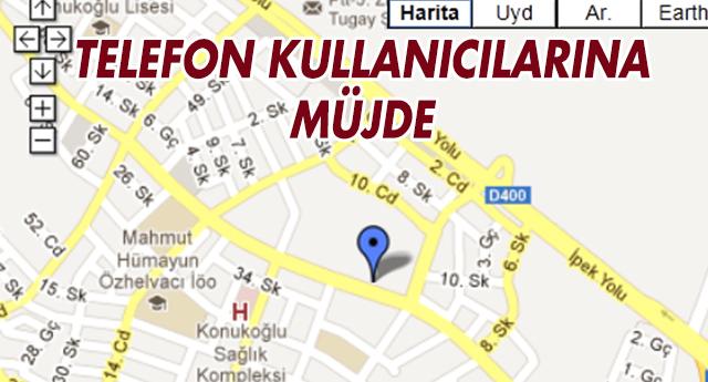 Google Maps İnternetsiz de Çalışacak