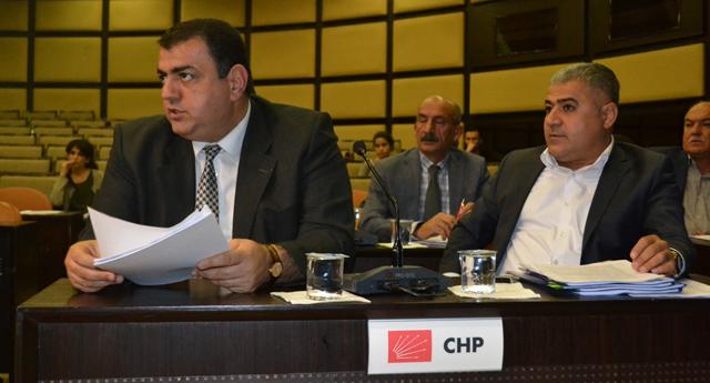 CHP'liler gündemden çekti