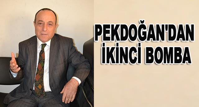 Pekdoğan, bu kitabıyla da ezber bozacak
