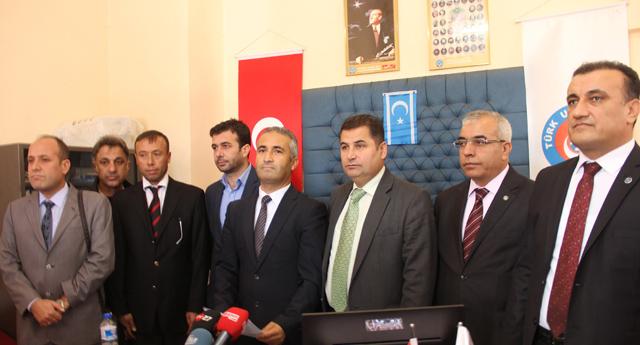Türkmenleri koruma çağrısı