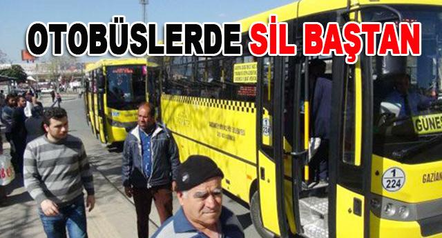 Otobüs bilmecesinde başa dönüldü