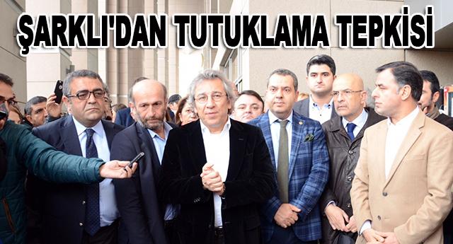 Can Dündar ve Gül'ü tutuklamaya büyük tepki