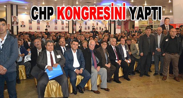 CHP Gaziantep Olağan İl Kongresi yapıldı