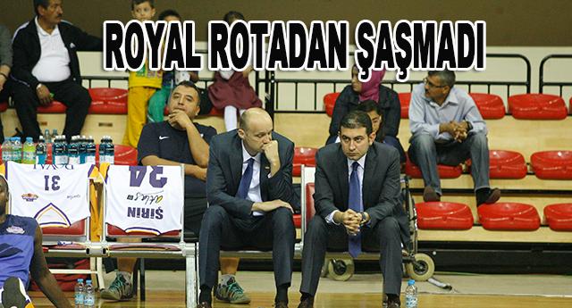 Royal galiyete doymuyor