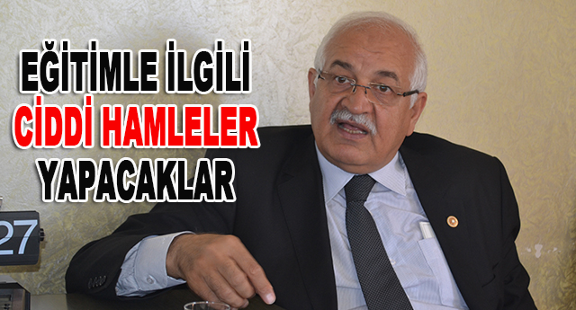 Erdoğan: Yeni yıla eğitim hamlesiyle gireceğiz