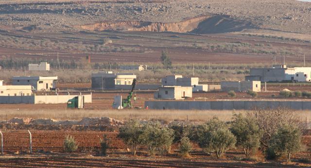 Namlular IŞİD'e çevrildi