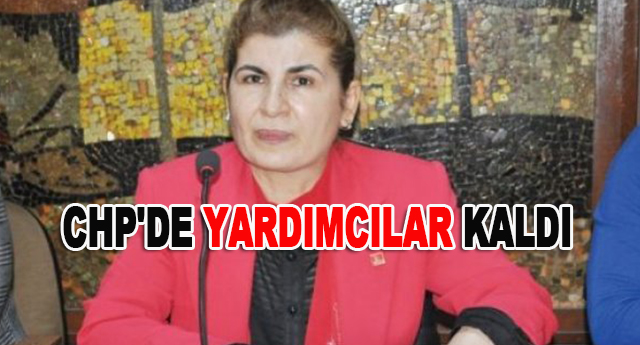 CHP'DE İŞLEM TAMAM