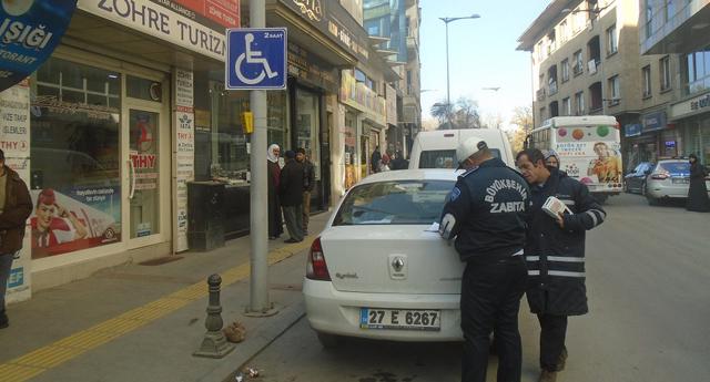 Engelliler yalnız değil