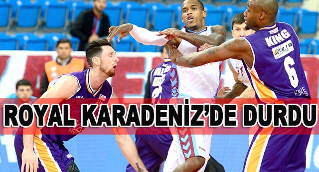 Trabzon'a mağlup olunca seriye son verdi