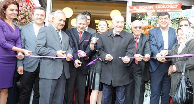 Özel Alleben Tıp Merkezi Açıldı