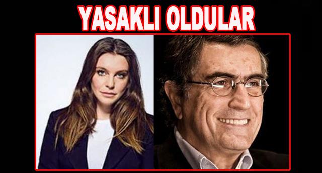 Hasan Cemal ve Tuğçe Tatari yasaklı oldu!