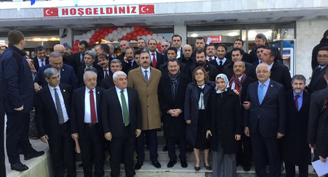 Ankara'da Gaziantep sesleri