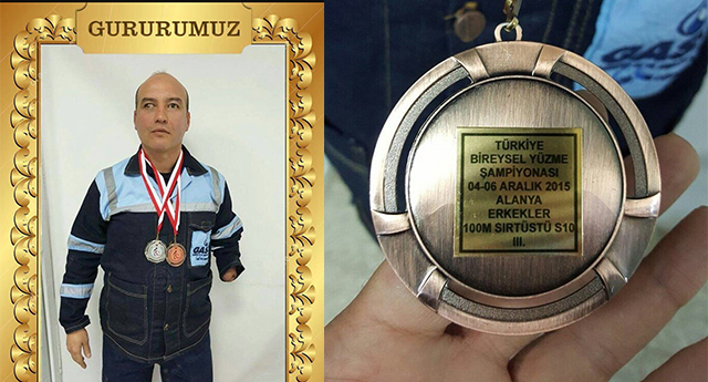 Gaski'den Türkiye Şampiyonluğuna