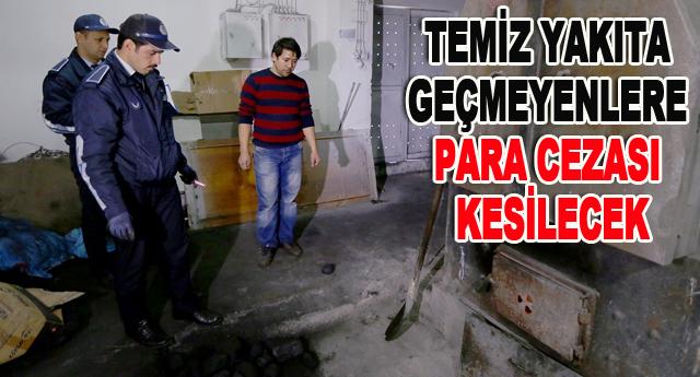 """Gaziantep'te """"Alternatif temiz yakıta"""" geçme zorunluluğu getirildi"""