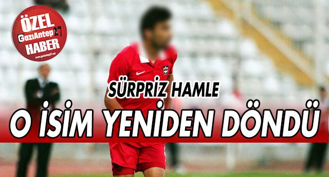 İşte Gaziantepspor'un yeni transferi