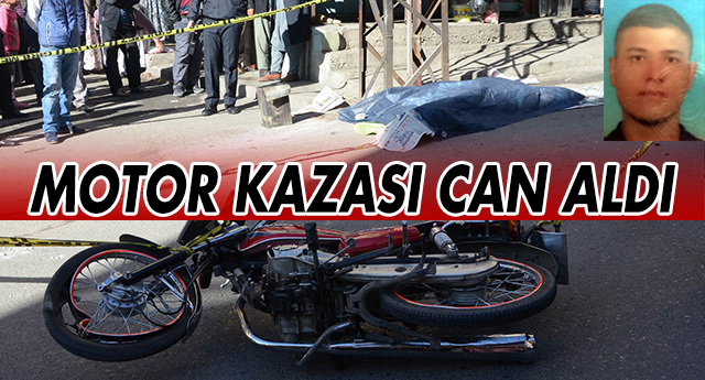 GAZİANTEP'TE FECİ KAZA !