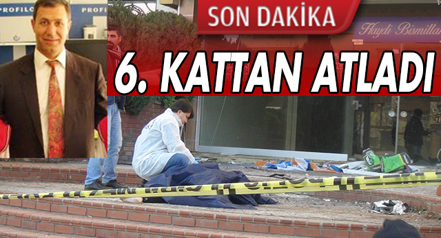 CHP ESKİ MECLİS ÜYESİNİN KIZI İNTİHAR ETTİ!