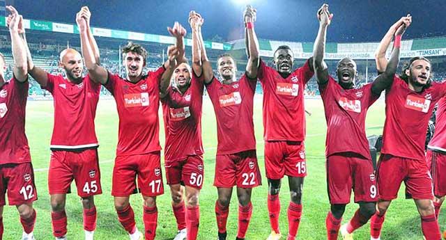 7 oyuncu golle tanıştı