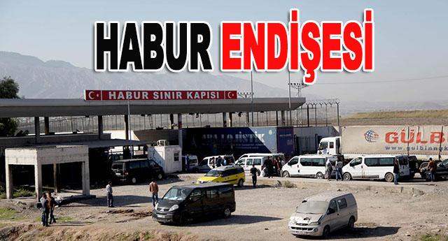Binlerce araç haftalardır Kuzey Irak'ta bekliyor…