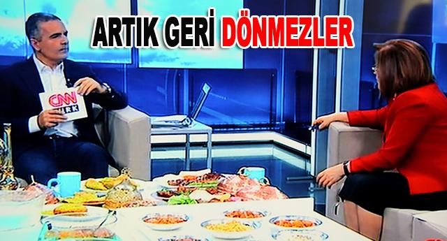 """""""SIĞINMACILARIN ÇOĞU GERİ DÖNMEZ"""""""