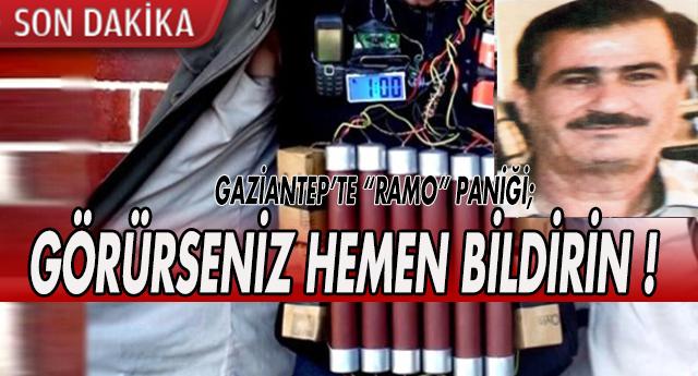 GAZİANTEP'TE CANLI BOMBA ALARMI !