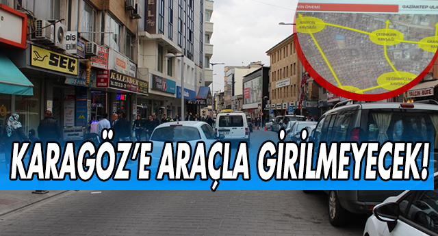 GAZİANTEP TRAFİĞİNDE DEVRİM OLACAK !