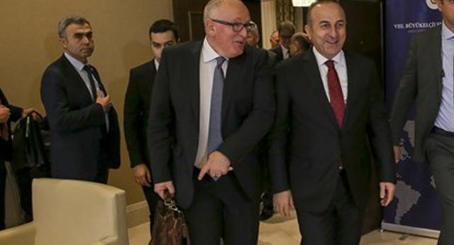 8. Büyükelçiler Konferansı Gaziantep'te