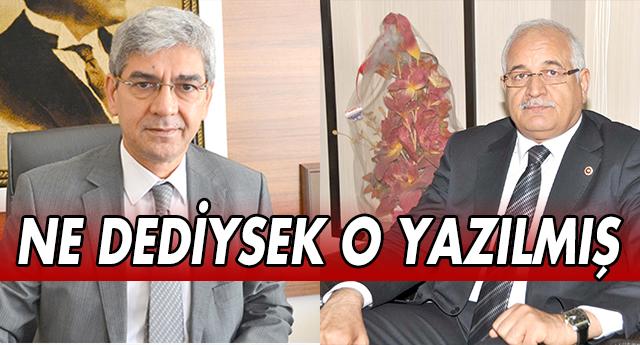 Erdoğan ve Gökdağ'ı aramışlar