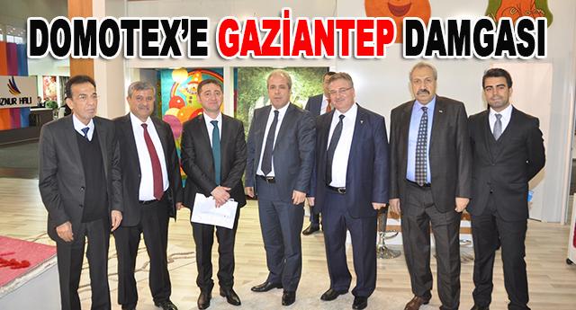 FUARDA GÖZLER GAZİANTEPLİ MARKALARDA