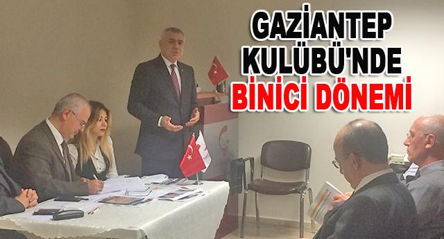 Vahit Kamil Gereçci görevi Necati Binici'ye devretti