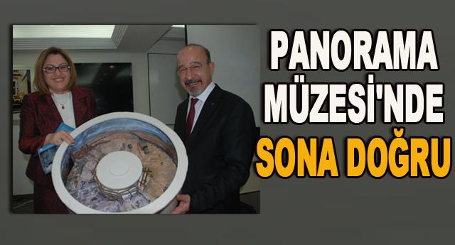 Gaziantep Panorama ve Kahramanlık Müzesi'nde sona gelindi