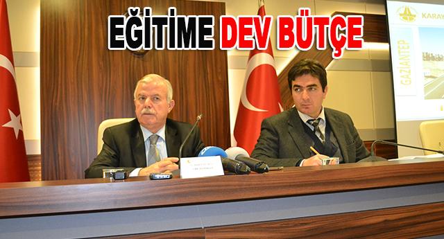 """""""EN BÜYÜK PAY EĞİTİME"""""""