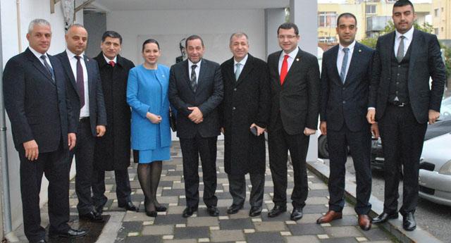MHP'nin endişeleri mecliste