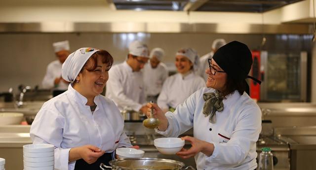 Profesyonel Gastronomi Eğitimi Sertifikası