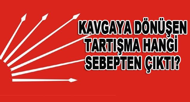 CHP'de yönetim kavgası