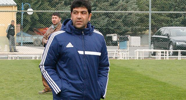 Mehmet Polat Bolu'da