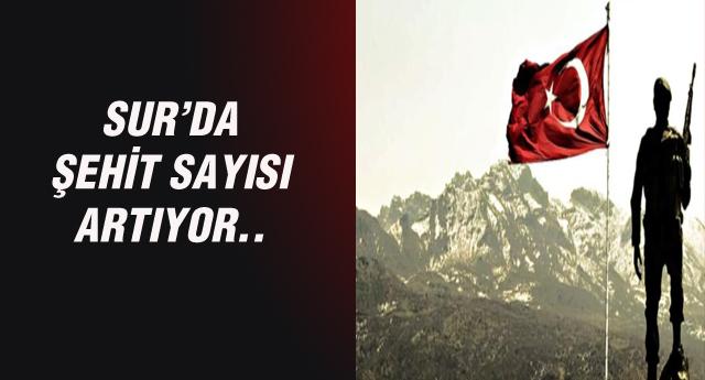 SUR'DAN ÜZÜCÜ HABERLER GELİYOR