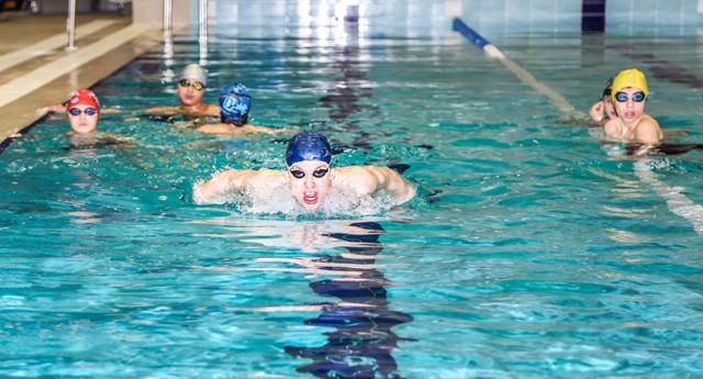 ''Şehitkamilli Yüzücüler''