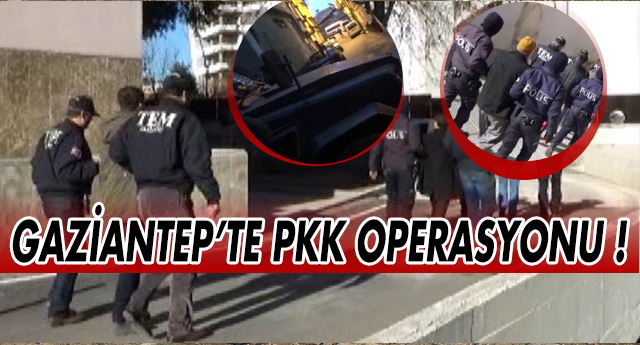CUMHURBAŞKANINA HAKARET EDEN PKK'LILAR YAKALANDI